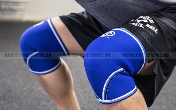 жесткие наколенники для тяжелой атлетики