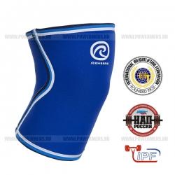 Rehband, Наколенник спортивный Blue Line 7мм, арт.7084