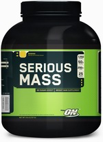 Optimum Nutrition, Serios Mass (2727гр)