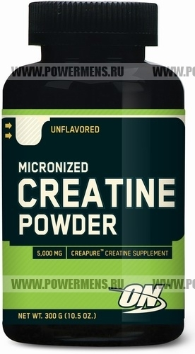 Купить Optimum Nutrition, Creatine Powder (300гр)