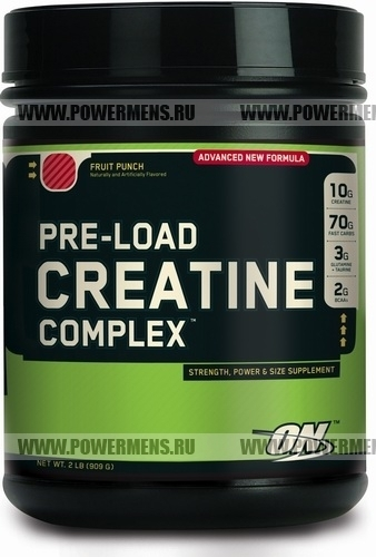Купить Optimum Nutrition, Pre - Load Creatin complex (908гр)