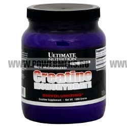 Купить Ultimate Nutrition, Creapure creatine monohydrate (1000гр)