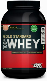 Optimum Nutrition, 100% Whey Protein Gold Standard (909гр) Распродажа