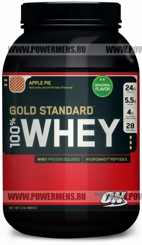 Купить Optimum Nutrition, 100% Whey Protein Gold Standard (909гр) Распродажа
