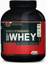 Optimum Nutrition, 100% Whey Protein Gold Standard (2270гр)
