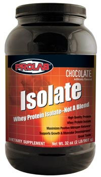 Купить Prolab, Whey Protein ISOLATE (907гр)