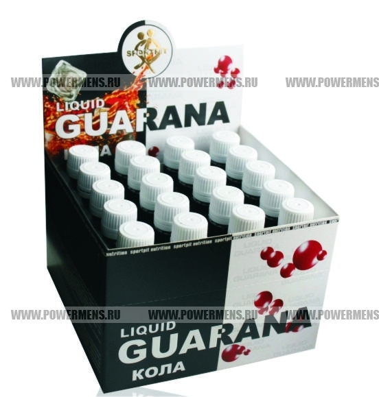 Купить SportPit, Liquid Guarana (20 амп)