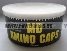 Купить Muscular Development, Amino Caps (150 капс)
