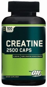 Optimum Nutrition, Creatine 2500 Caps (100����)