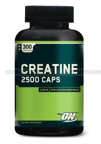 Купить Optimum Nutrition, Creatine 2500 Caps (300капс)