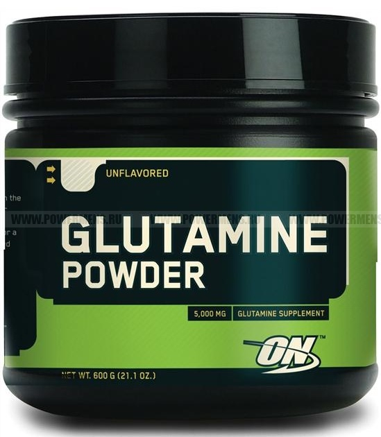 Купить Optimum Nutrition, Glutamine Powder (600 гр)