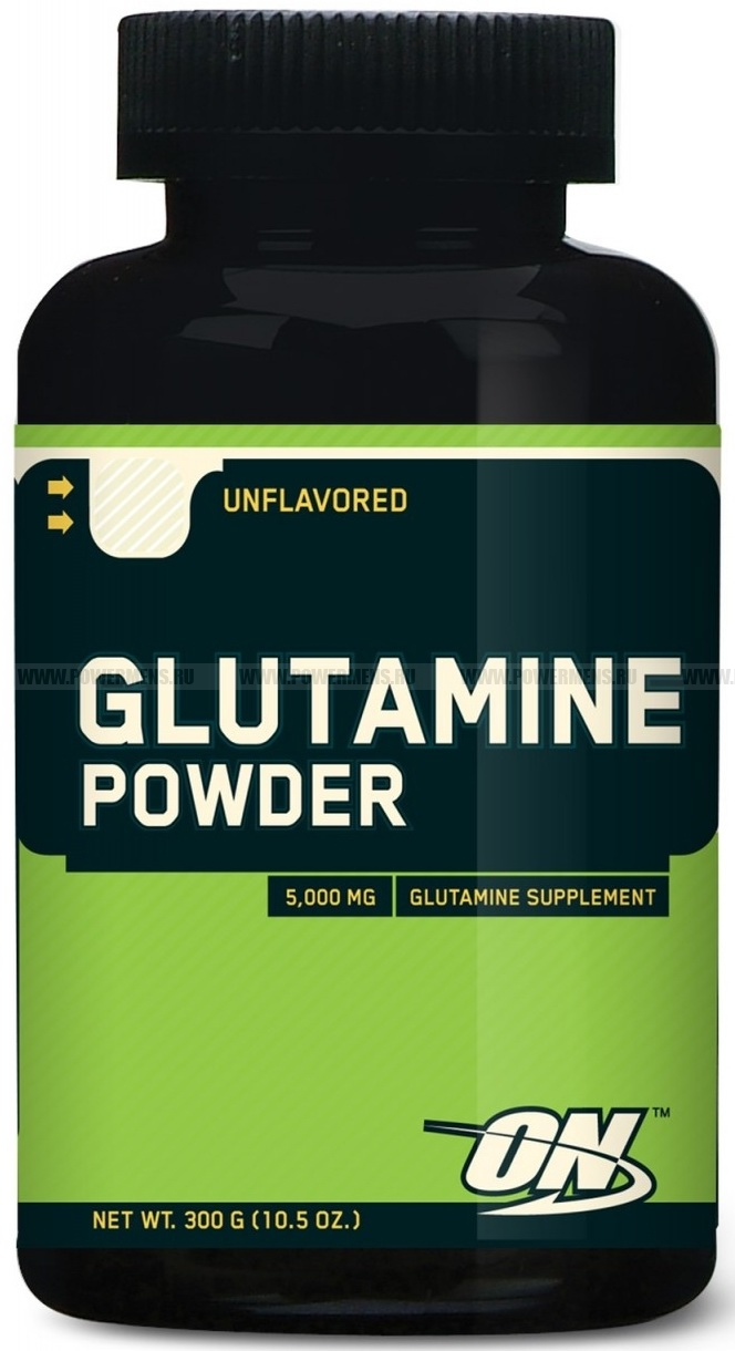 Купить Optimum Nutrition, Glutamine Powder (300 гр)
