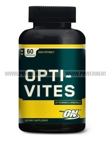 Купить Optimum Nutrition, Opti-Vites (60 капс)