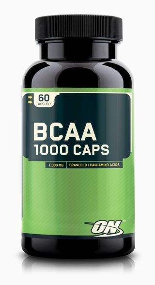 Заказать Optimum Nutrition, BCAA 1000 caps (60капс). распродажа