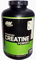 Optimum Nutrition, Creatine Powder (600гр)