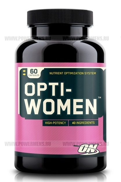 Купить Optimum Nutrition, Opti-Women (60 капс)