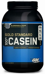 Optimum Nutrition, 100% Casein Gold Standard (900гр)