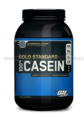 Купить Optimum Nutrition, 100% Casein Gold Standard (900гр)
