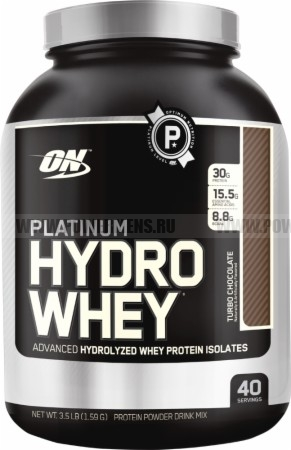 Купить Optimum Nutrition, Platinum Hydrowhey (1590 гр)