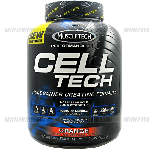 Купить MuscleTech, Cell-Tech Performance Series (2700 гр)