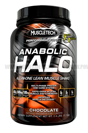 Купить MuscleTech, Anabolic Halo Performance Series (1100 гр)