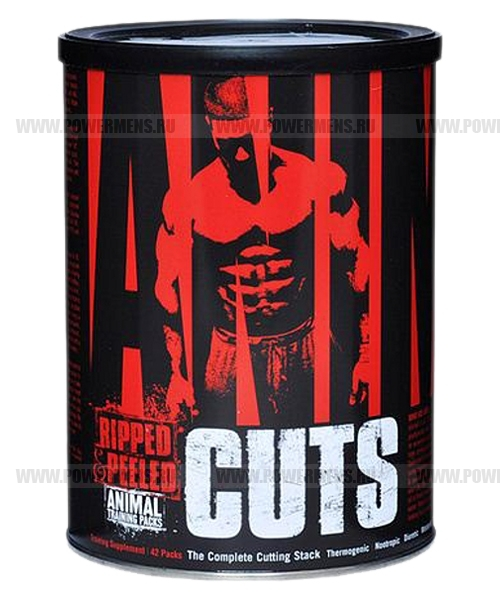 Купить Universal Nutrition, Animal Cuts (42 пак)
