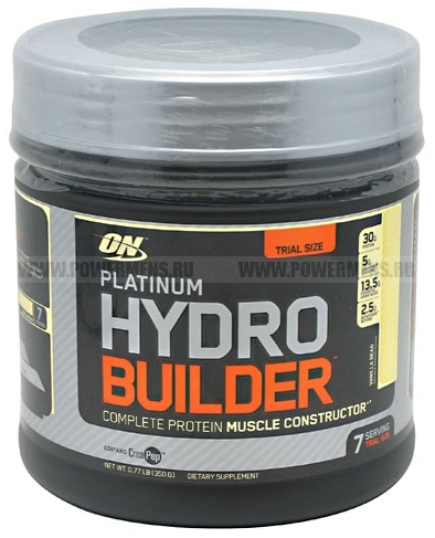 Купить Optimum Nutrition, Platinum Hydrobuilder (364 гр)