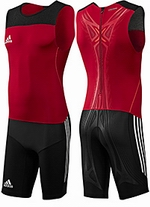 Адидас / Adidas adiPower Weightlifting Suit Men - трико для мужчин