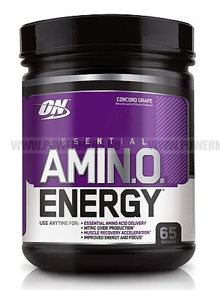 Отзывы Optimum Nutrition, Amino Energy (590 гр)