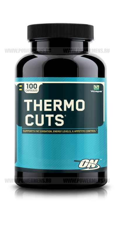 Купить Optimum Nutrition, Thermo Cuts (100 капс)