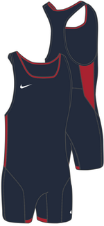 Nike Weightlifting Singlet Men - трико для мужчин