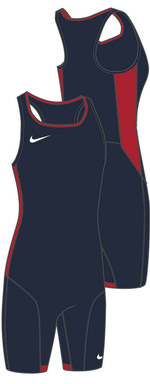 Nike Weightlifting Singlet Women - трико для женщин