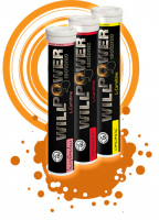 Will Power, Isotonic с L-карнитином (18таб)