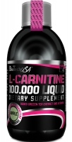 BioTech USA, L-Carnitine Liquid 100 000 (500ml)