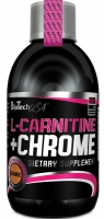 BioTech USA,  L-Carnitine 35000 + Chrome (500 мл)
