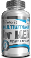 BioTech USA, Multivitamin for Men (60 табл)
