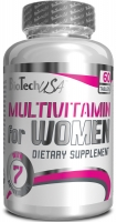 BioTech USA,  Multivitamin for Women (60 табл)
