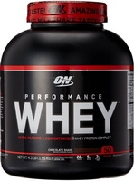 Optimum Nutrition, Performance Whey (1950гр)