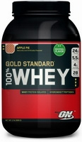 Optimum Nutrition, 100% Whey Protein Gold Standard (909гр)