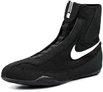 Боксерки Nike MACHOMAI MID Boxing Shoes (черный 011)