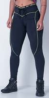 Labellamafia Fitness Surfer Lime Legging, Леггинсы женские арт.FLC11591