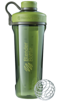 BlenderBottle Radian Tritan, Шейкер 946мл (Full Color Оливковый)