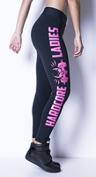 Labellamafia Hardcoreladies Pink Legging, Леггинсы женские арт.FCL11405