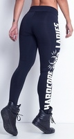 Labellamafia Legging Hardcoreladies Blacktech, Леггинсы женские арт.CV09