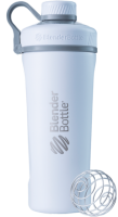 BlenderBottle Radian Insulated Stainless, Шейкер 769мл (Full Color Белый)