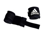 Adidas, Бинты для бокса AIBA NEW RULES BOXING CREPE BANDAGE арт. ADIBP031 (черные)