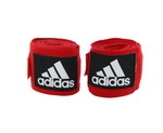 Adidas, Бинты для бокса AIBA NEW RULES BOXING CREPE BANDAGE арт. ADIBP031 (красные)