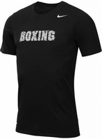 Nike Футболка Boxing Dri-fit SS Tee Version 2.0 (черный)