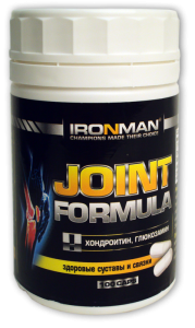 Купить IRONMAN, Joint Formula (40 капс)