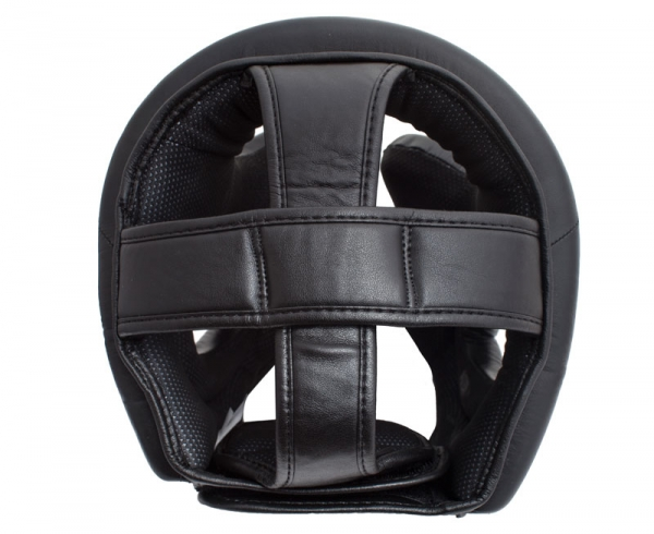 Купить в СПб Adidas Training Head Guard, Шлем для бокса, арт.ADIBHG031 (черный)